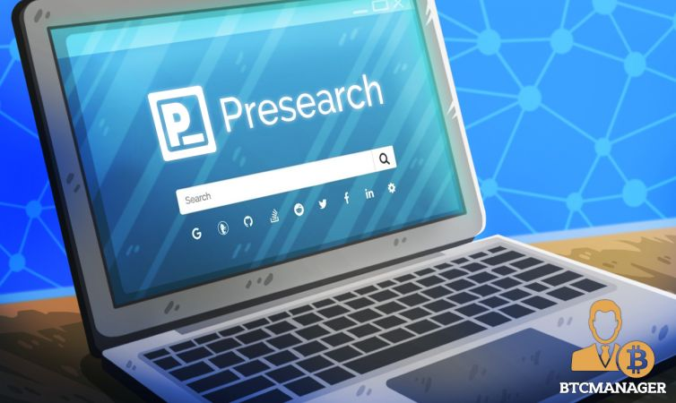 Presearch-decentralized-search-engine